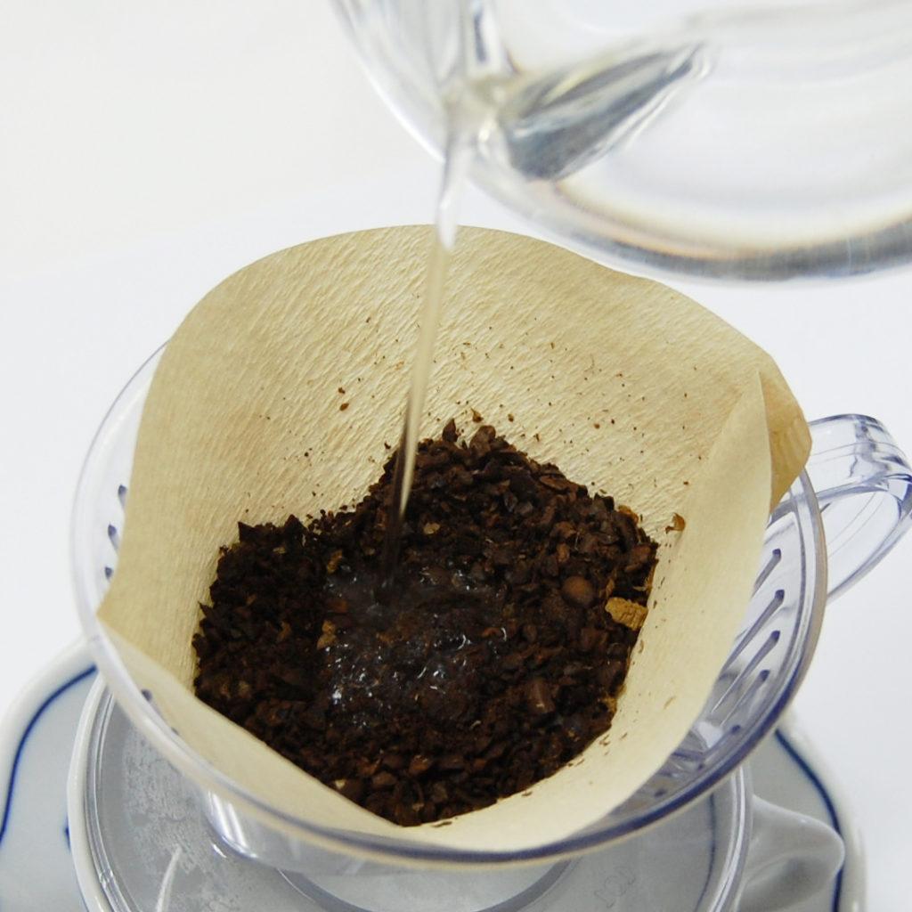 シベットコーヒー粗挽きむらし