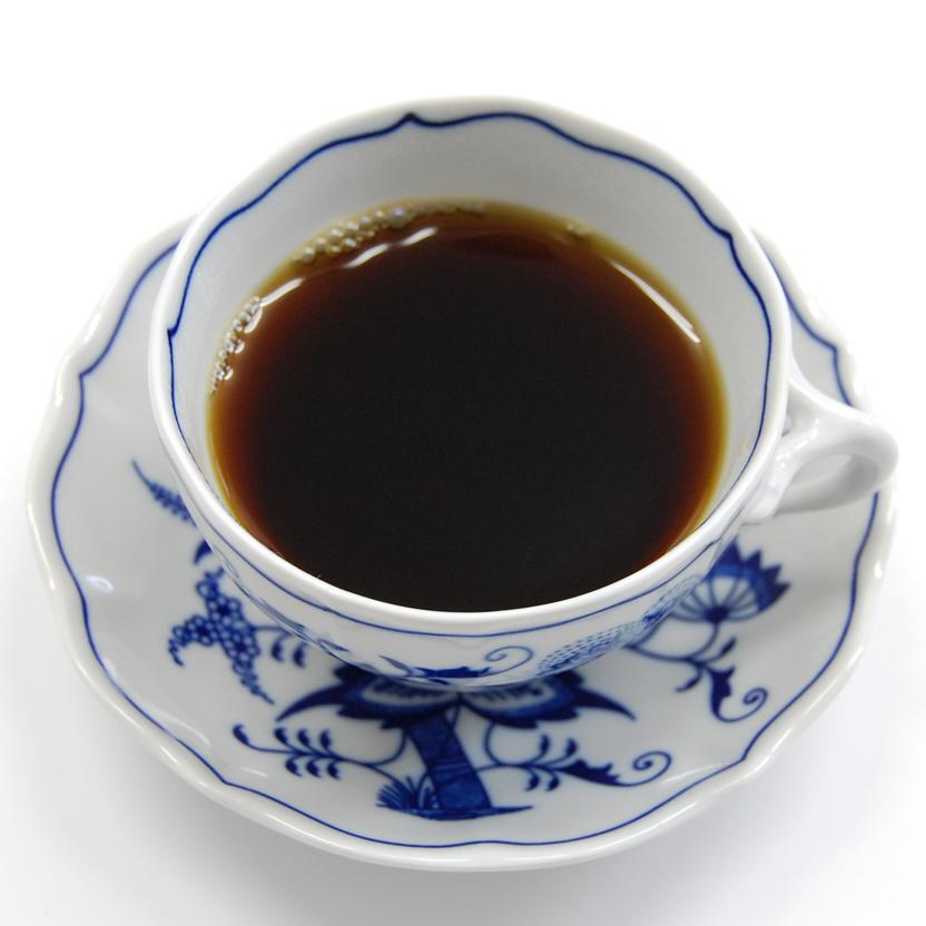 シベットコーヒー粗挽き完成